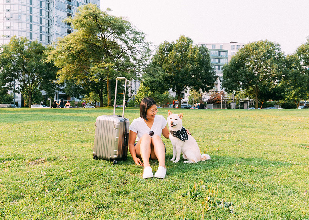 Five Tips for Travelling Light by Sophia Hsin